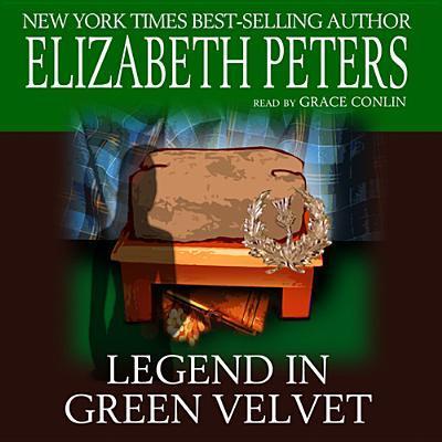 Legend in Green Velvet