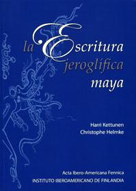 La escritura jeroglífica maya