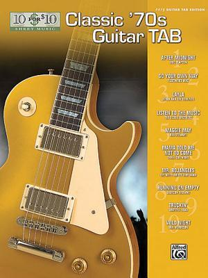 10 for 10 Classic '70s Guitar Tab