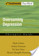Overcoming Depression : A Cognitive Therapy Approach Therapist Guide