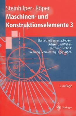 Maschinen- Und Konstruktionselemente 3
