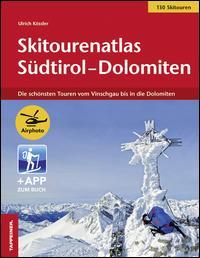 Skitourenatlas Sudtirol-Dolomiten