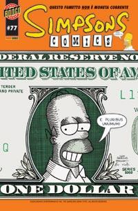 Simpsons Comics n. 77
