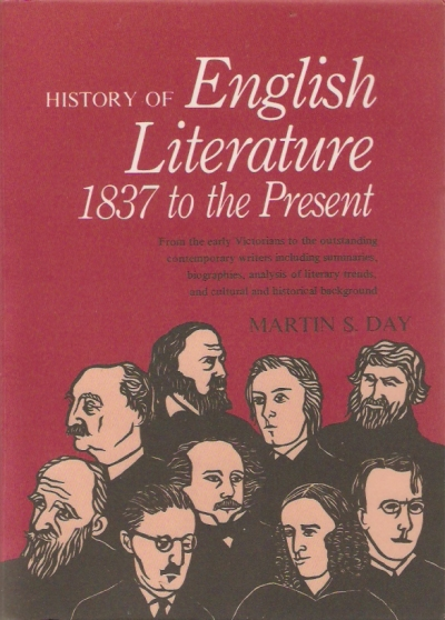 History of English Literature 1837 to the Present