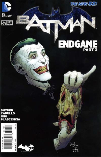Batman Vol.2 #37