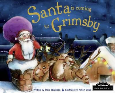 Santa is Coming to Grimsby