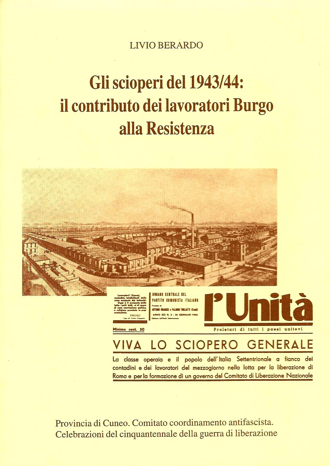 Gli scioperi del 1943-44
