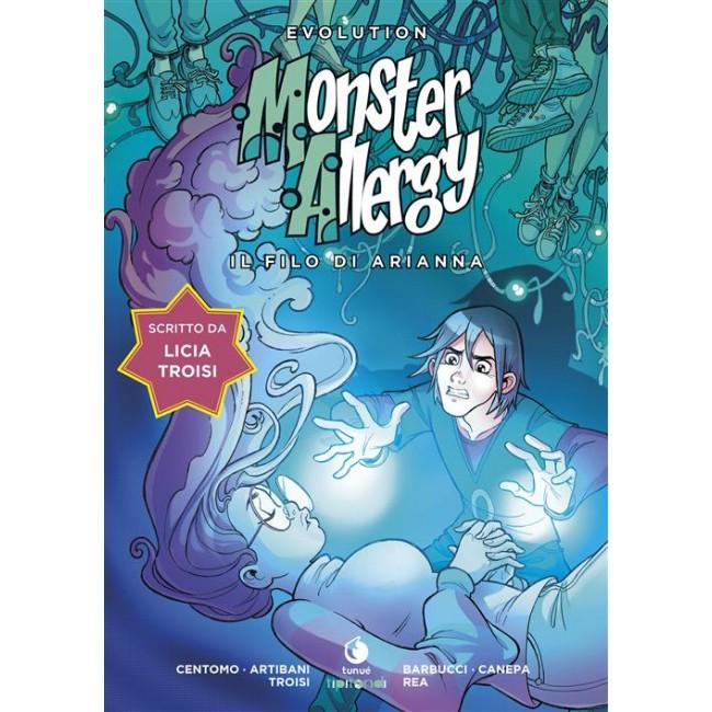 Monster allergy evolution vol. 4