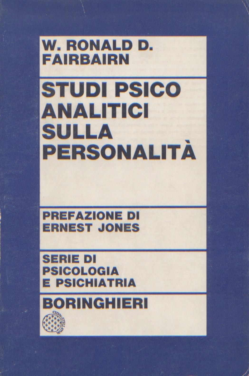Studi psicoanalitici sulla personalità