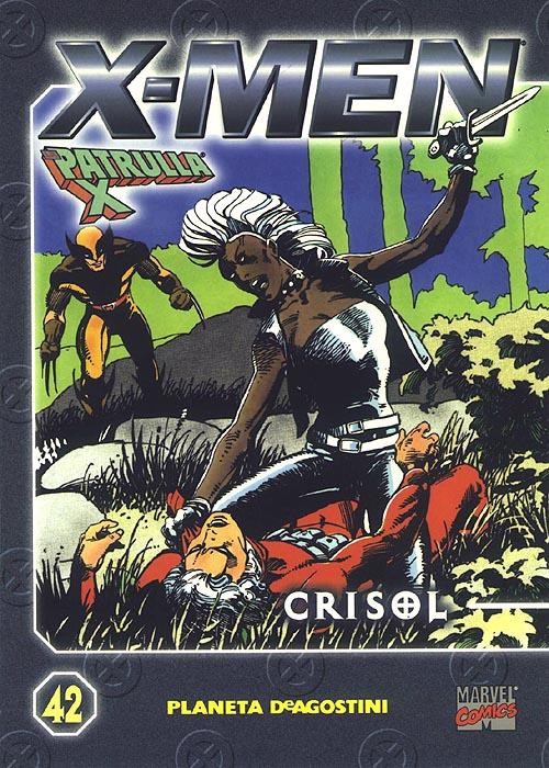 Coleccionable X-Men/Patrulla-X #42 (de 45)