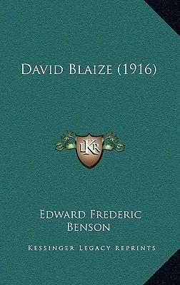 David Blaize (1916)