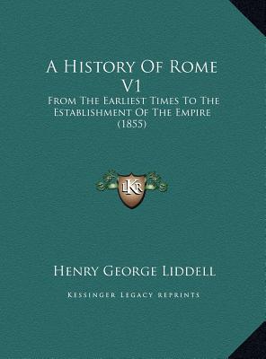 A History of Rome V1