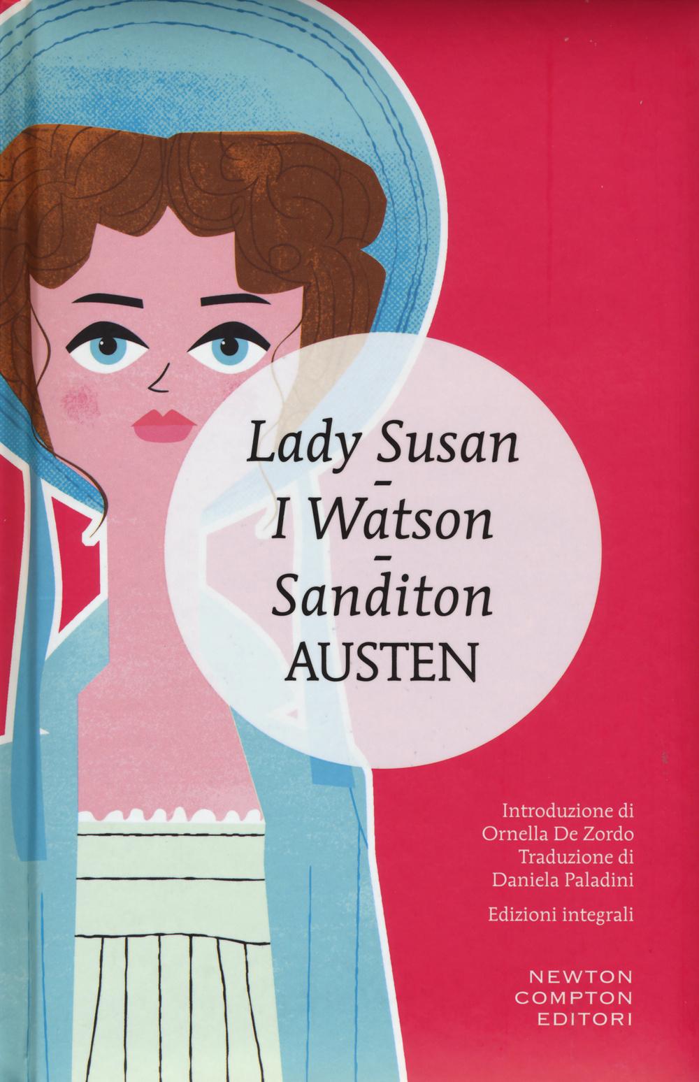 Lady Susan- I Watson...