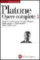 Opere complete – Vol. 5