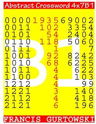 Abstract Crossword 4x7b1