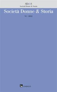 Società donne & storia n.6 (2012)