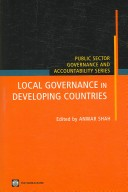 Local Governance in Developing Countries