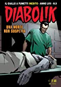 Diabolik Anno LVII n. 9 - Una morte non sospetta
