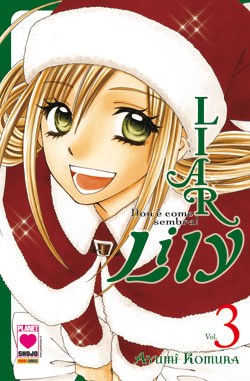 Liar Lily vol. 3
