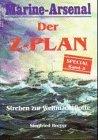 Der ' Z-Plan'. Streben zur ' Weltmachtflotte'.