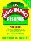 175 High-Impact Resumes, 3rd Edition