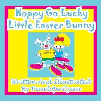 Hoppy Go Lucky Little Easter Bunny