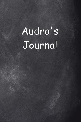 Audra Personalized Name Journal Custom Name Gift Idea Audra