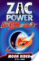 Zac Power Mega Mission #3: Moon Ride