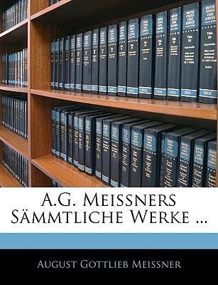 A.G. Meissners sämm...
