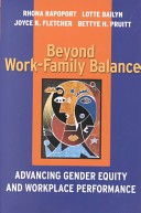 Beyond work-family balance