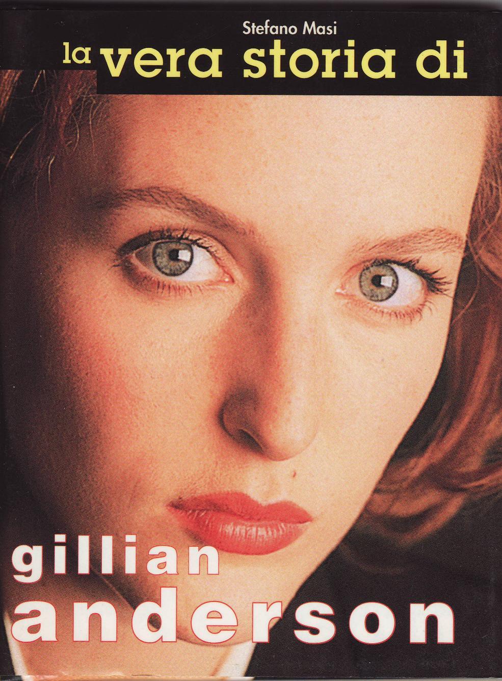 La vera storia di Gillian Anderson