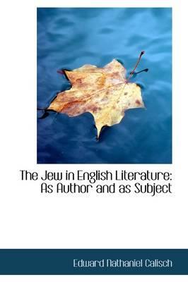 The Jew in English Literature