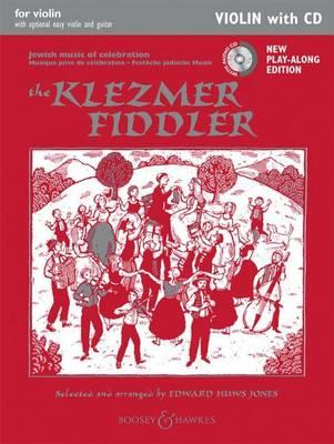 The Klezmer Fiddler (New Edition) - Violin Edition - Fiddler Collection - violin (2 violins), guitar ad lib. - edition with CD - ( BH 12410 )