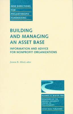 Building and Managing an Asset Base