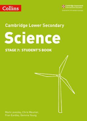 Lower Secondary Science Student's Book