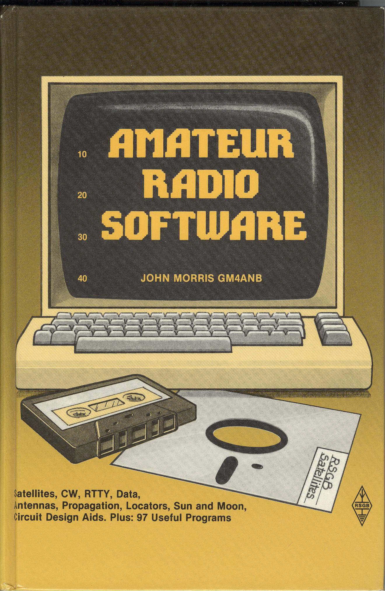 Amateur radio softwa...