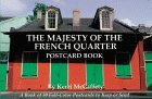 The Majesty of the French Quarter Postcard Book