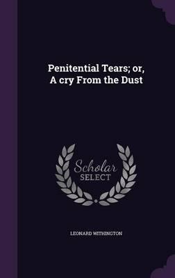 Penitential Tears; O...