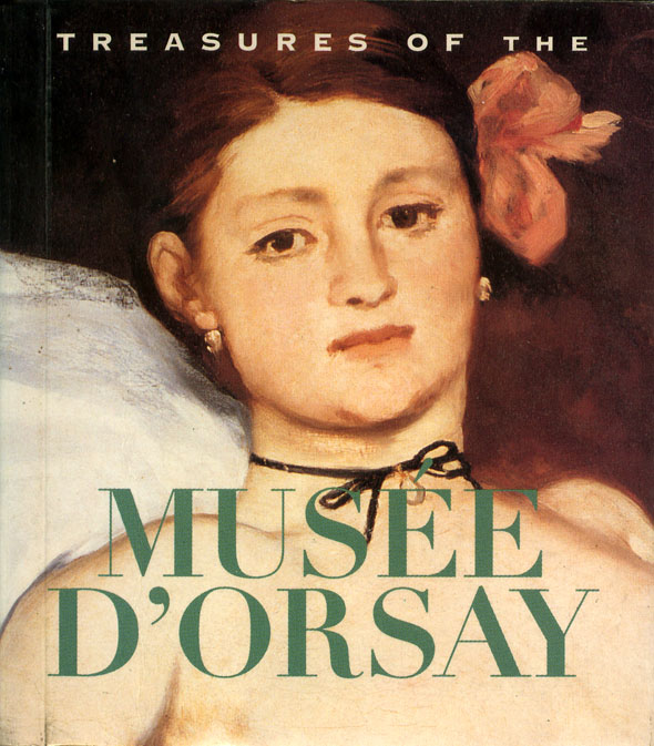 Treasures of the Musee D'Orsay