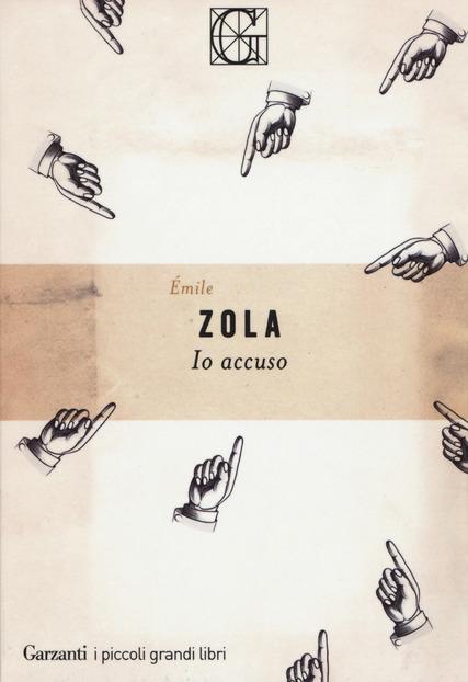 """Émile Zola: """"Io accuso"""""""