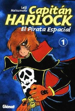 Capitán Harlock #1 (de 5)