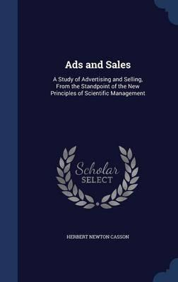 Ads and Sales