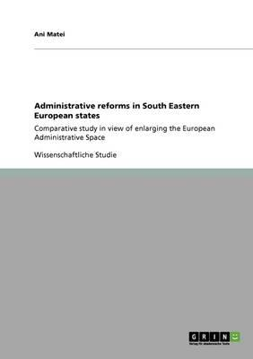 Administrative reforms in South Eastern European states