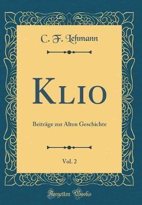 Klio, Vol. 2