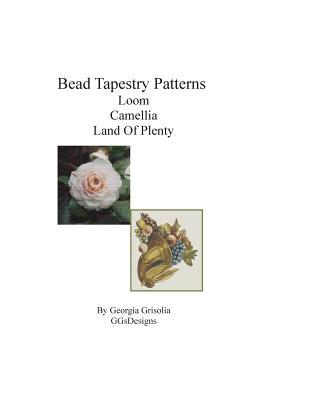 Bead Tapestry Patterns Loom Camellia Land of Plenty