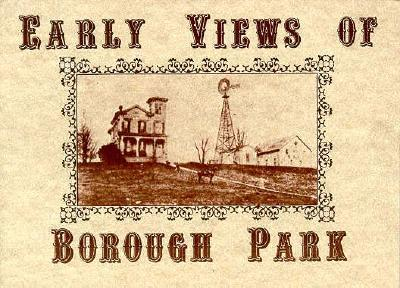 Oscar Israelowitz's Early Views of Barough Park
