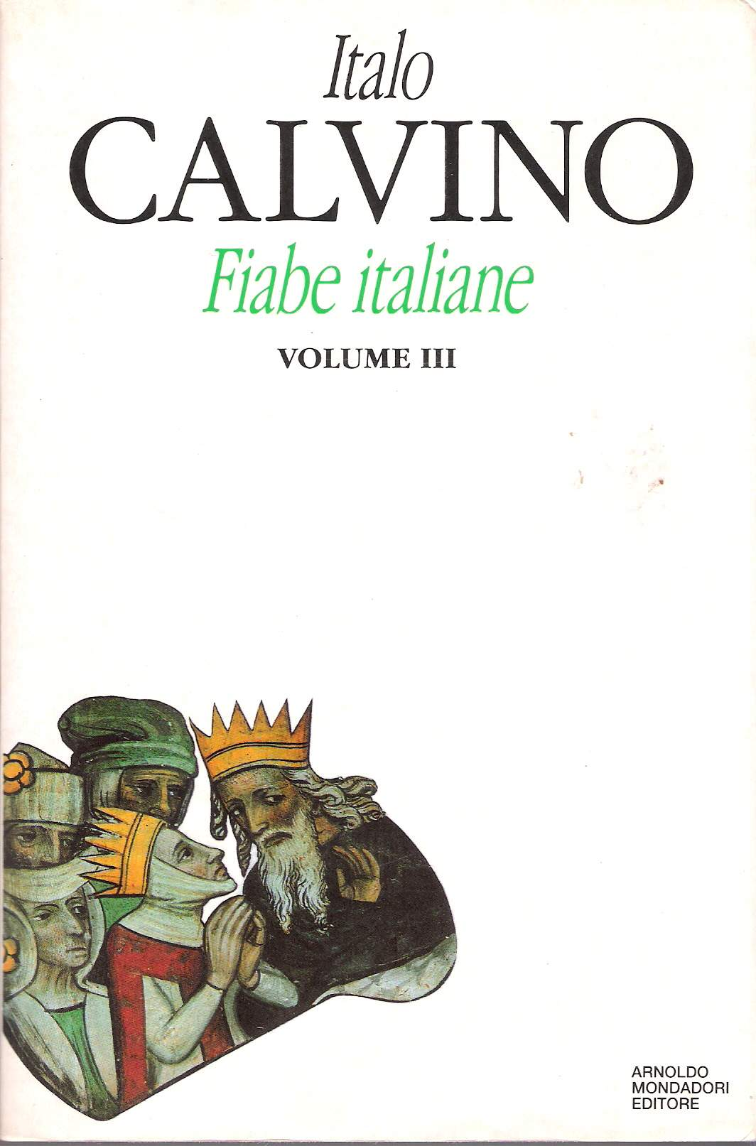 Fiabe italiane - vol...