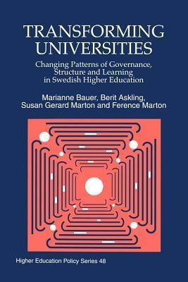 Transforming Universities