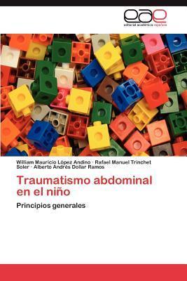 Traumatismo abdominal en el niño