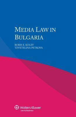 Media Law in Bulgaria